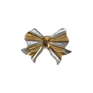 Jewelry - Metal BOW Brooch/Pin